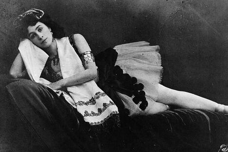 Matilda Kshesinskaya