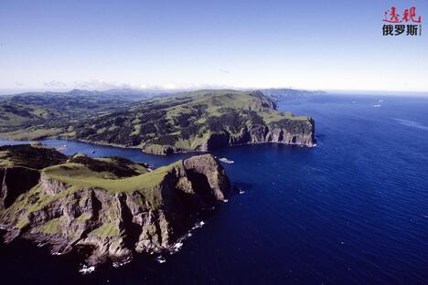 Shikotan Island CN