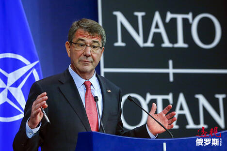 U.S. Secretary of Defense Ash Carter CN