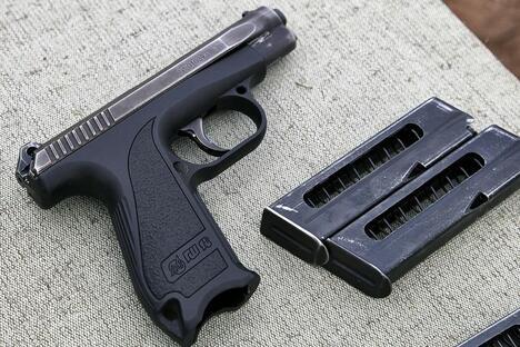 GSh-18 pistol