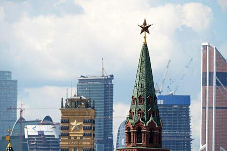 据世界银行新发布的《营商环境报告》,俄罗斯在被调查的189个经济体里排名第92位,跃升了20位。图片来源:俄新社/Vladimir Pesnya