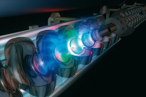XFEL激光。图片来源:PressPhoto