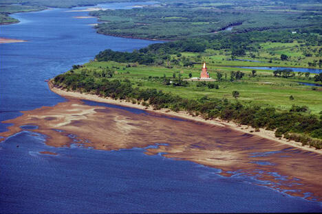 图中:大乌苏里岛。摄影:生意人报