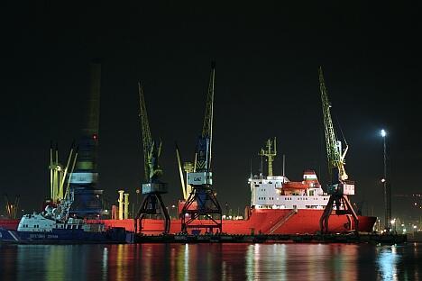 预计,今年晚些时候,俄罗斯最大的港口新罗西斯克海港20%的股份将于其他国有资产一同被转让。摄影:俄通社-塔斯社