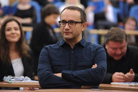 安德烈•萨金塞夫。摄影:俄新社 / Alexey Filippov