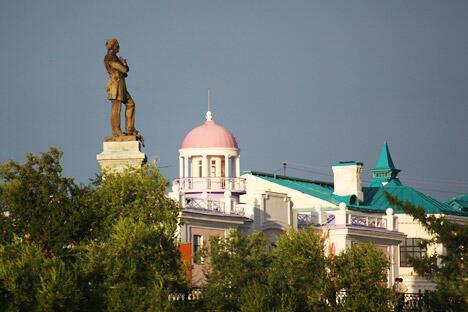 哈巴罗夫斯克市。摄影:PhotoXPress