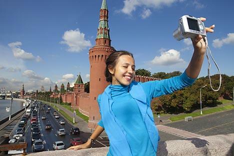 莫斯科是否会成为免签证区,仍有待观察。图片来源:Getty Images / Fotobank