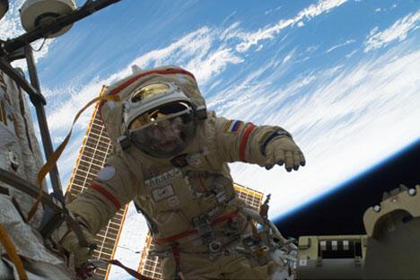 摄影:美国国家航空航天局