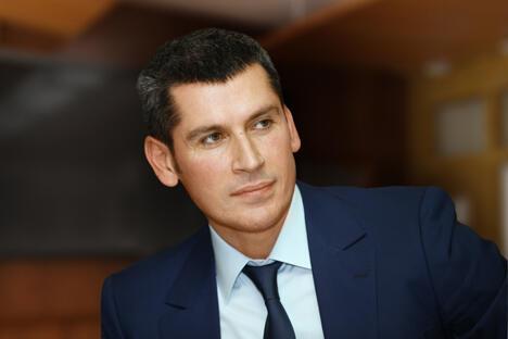 吉亚乌丁·马戈梅多夫。图片来源:Press Photo