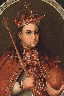 索菲亚·阿列克谢耶芙娜公主。
