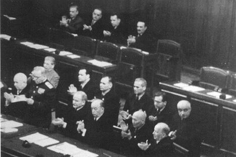 第十九次全体代表大会的主要成果是全联盟共产党(布)被改名为苏联共产党。