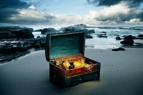 俄罗斯12大藏宝地揭秘。图片来源:Getty Images / Fotobank