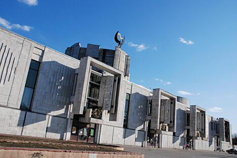 娜塔莉亚•萨茨儿童音乐剧院。图片来源:Lori/LegionMedia
