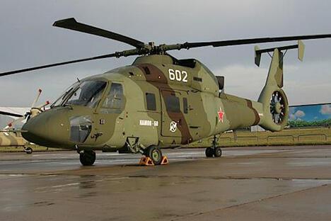 卡-60直升机。图片来源:kamov.ru