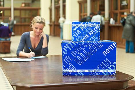 圣彼得堡邮政总局。图片来源:Lori/LegionMedia