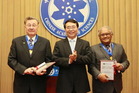 图片来源:中国科学院