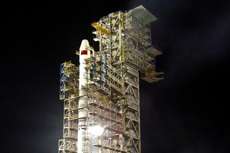 """2012年,俄中两国确定了2013-2017年航天领域合作新计划,其中包括双方就""""格洛纳斯""""和""""北斗""""卫星导航系统相关议题进行磋商等内容。图片来源:Flickr/SnakeBill"""
