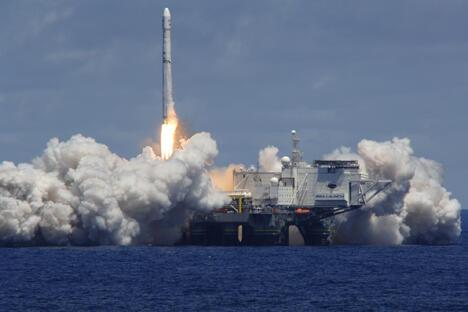 俄再遇火箭事故引外界对俄航天业强烈质疑。图片来源:AP