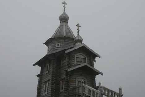 圣三一教堂。图片来源:PressPhoto