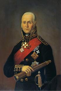 海军统帅菲奥多·乌沙科夫。图片来源:PressPhoto