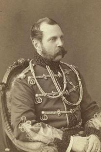 沙皇亚历山大二世