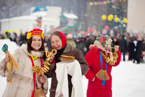 天节日各具名目 2013谢肉节将于3月11日登场。图片来源:Lori/Legion Media