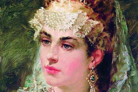 安娜•罗曼诺夫娜大公夫人。