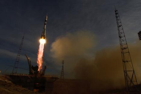3月12日,俄罗斯首都莫斯科举行了一个圆桌会议。与会者探讨了关于研制新型运载火箭和超级天文望远镜以保护俄免受小行星和流星威胁的问题。图片来源:美国航空航天局