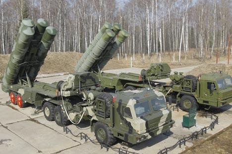 美国放弃部署导弹防御系统,除可被看作是对俄罗斯发出的、美国可能会修改让俄罗斯极为不满的欧洲导弹防御系统计划的信号外,难以被做其它解读。图片来源:俄新社