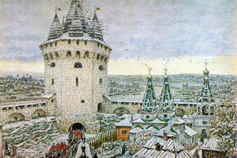 古典莫斯科。