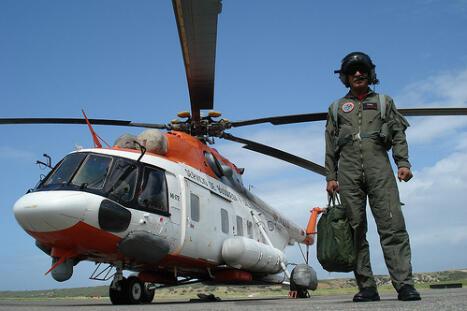 米-171直升机在巴西也获得良好的口碑,因此或将增加购买量。图片来源:Flickr/Franle10