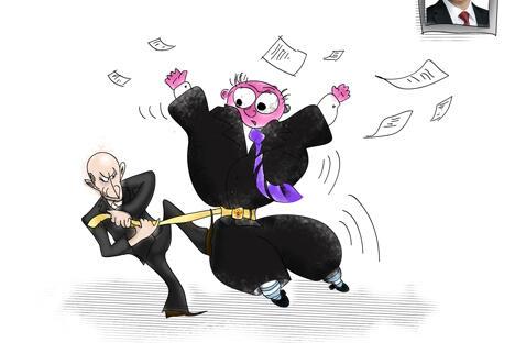 俄罗斯反腐斗争蓄势待发 获得民众支持成关键。制图:Niyaz Karim