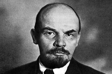 弗拉基米尔•列宁,1920年。