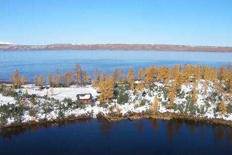 俄德科学家大托科湖获得重要发现 或将预测当地气候变化。摄影:irina-karman