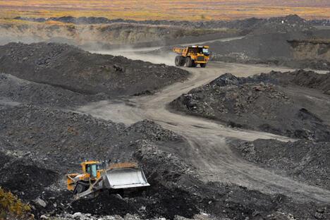 EN+集团首席执行官奥列格·沃列涅茨称,中国的主要兴趣是发电厂的用煤。图片来源:生意人报