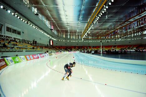 冬奥会接受后,一切设施都将被用做运动员训练基地以及旅游景观。预计,该滑雪疗养地每年将能接待游客150万人。图片来源:Focus Pictures/Mikhail Mordasov