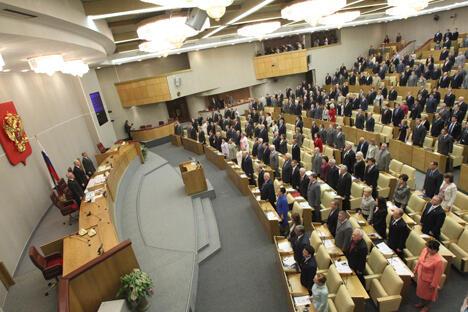 俄新国家采购法将于2014年正式生效。图片来源:Wikipedia/FOTOBANK.ER