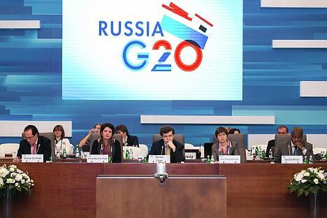 图片来源:G20 / Press photo