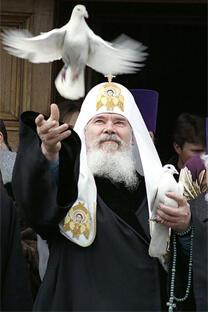 阿列克谢二世。图片来源:wikipedia.org