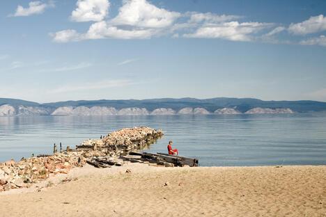 和其他贝加尔湖地区一样,奥利洪也有很多令外人好奇的传统和仪式。图片来源:Flickr/ Pau Bou