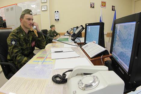 俄罗斯继续坚持要求美国就其反导系统问题对俄提供法律保障。图片来源:俄罗斯联邦国防部网站 (mil.ru)