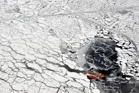 图片来源:Flickr/ 美国地质勘探局