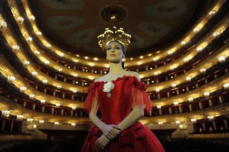 在19世纪和20世纪,俄罗斯文化成为世界文化宝库必不可少的一部分。图片来源:PhotoShot / Vostok Photo