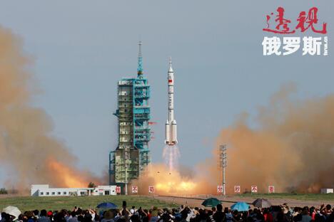 中国航天事业突飞猛进正在成为国际航天领域不可忽视的力量。图片来源:AP