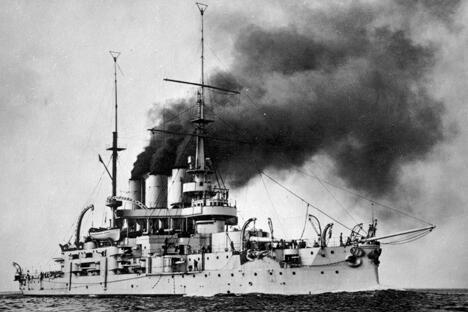 """""""波将金号""""装甲舰(1906年)"""