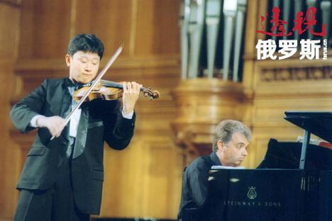 越来越多中国音乐人向往赴俄留学。图片来源:塔斯社