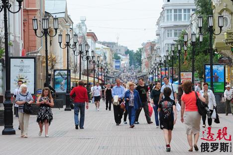 第一条民用通信线路在下诺夫哥罗德投入使用。现代下诺夫哥罗德。摄影:Andrey Mindryukov