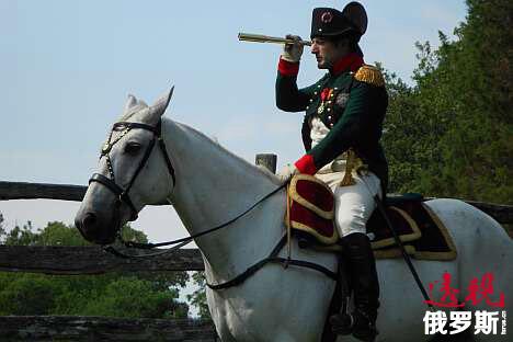 11月26-28日,拿破仑在别列津纳河战役中损失了大部分军队。图片来源:PressPhoto