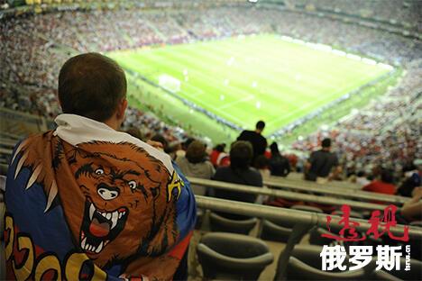 三分之一多俄民众反对耗费巨资举办体育赛事。摄影:Mikhail Mordassov