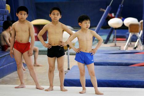 俄中青少年运动会7月10日上海举行。图片来源:Flickr/ richardjuilliart.com